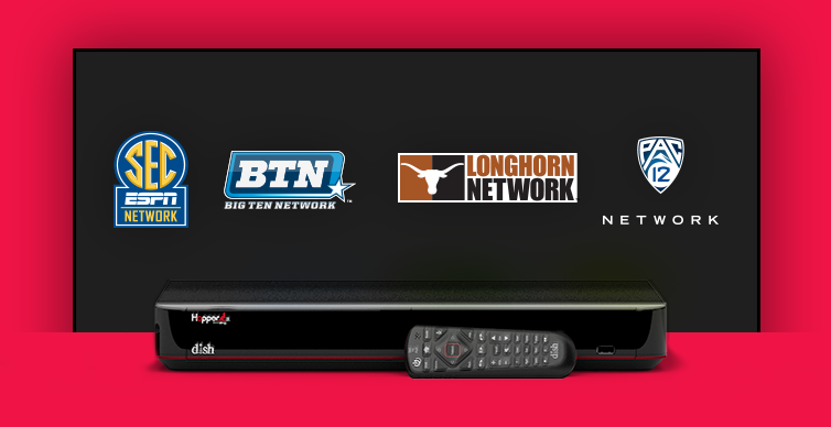 DISH College Sports TV Packages - Aurora, Colorado - Eagle AV, LLC - DISH Authorized Retailer
