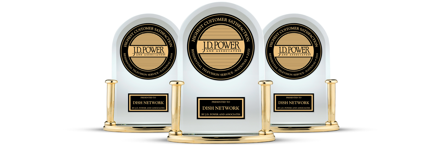 DISH Customer Satisfaction - Ranked #1 by JD Power - Eagle AV, LLC in Aurora, Colorado - DISH Authorized Retailer
